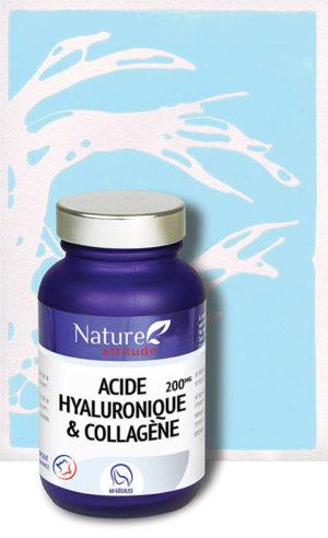 Acide Hyaluronique-Complément alimentaire-Nature Attitude