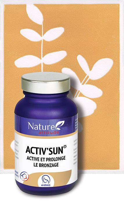 Activ'Sun-Complément alimentaire-Nature Attitude