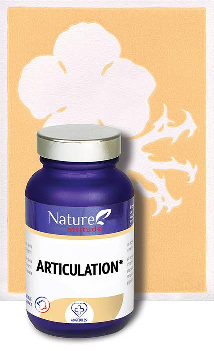 Articulation-Complément alimentaire-Nature Attitude
