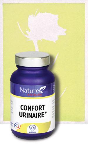 Confort urinaire-Complément alimentaire-Nature Attitude