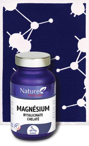 Magnésium-Complément alimentaire-Nature Attitude