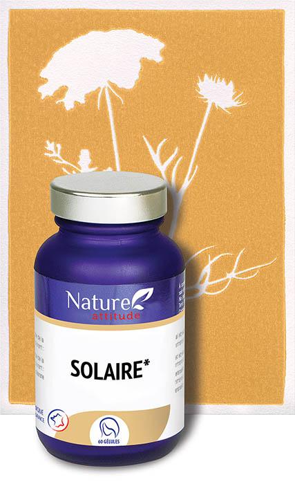 Solaire-Complément alimentaire-Nature Attitude