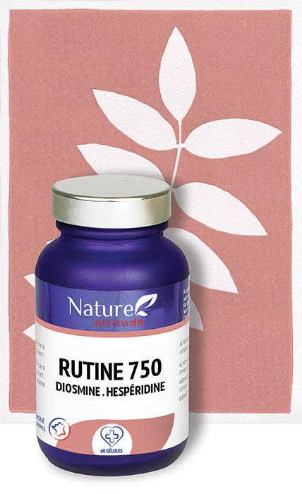 Rutine 750-Complément alimentaire-Nature Attitude