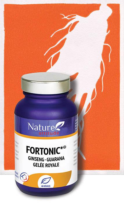 Fortonic-Complément alimentaire-Nature Attitude
