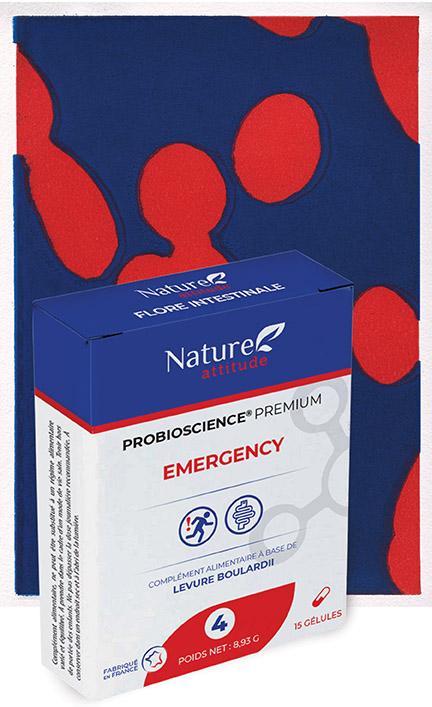 Probioscience Emergency-Complément alimentaire-Nature Attitude
